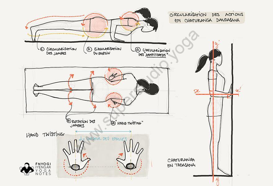 prof de yoga nice - fanny rognone enseignante et illustratrice