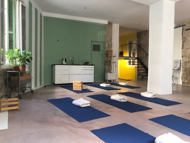 cours yoga nice libération