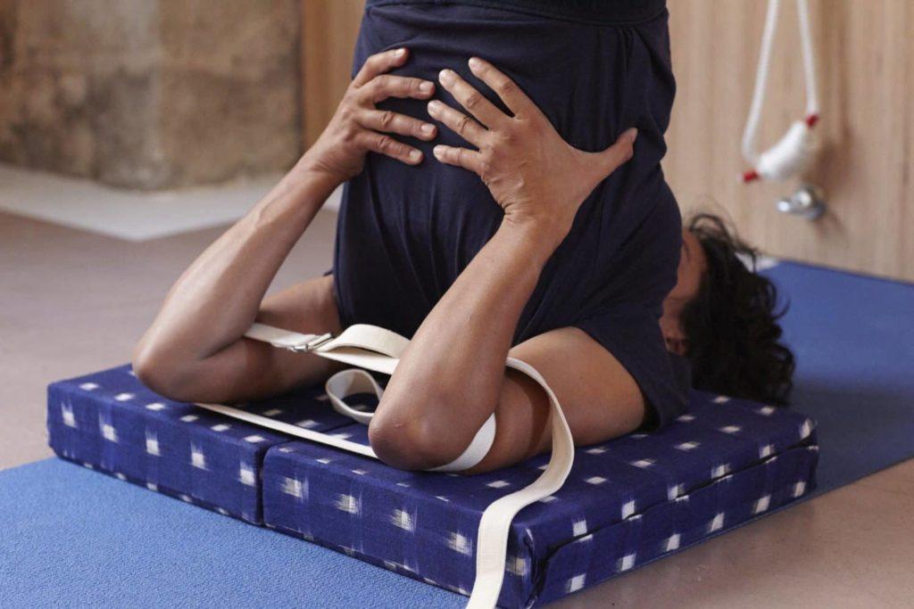 Yoga Nice | cours pour tous de yoga Iyengar