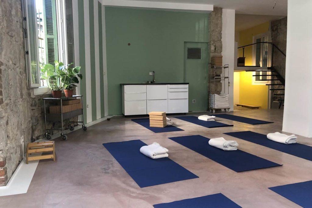 Cours Yoga Nice | Yoga Iyengar