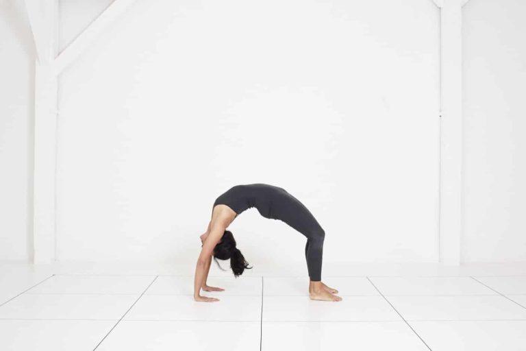 Yoga Nice | cours de yoga Iyengar | Urdhva Dhanurasana