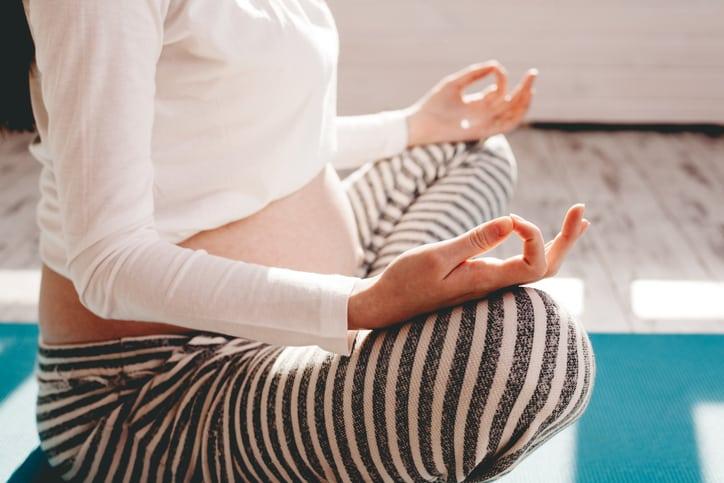 cours de yoga prenatal